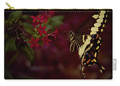 Radiant Swallowtail Carry-all Pouch