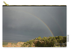 Rainbow At Grand Canyon Carry-all Pouch