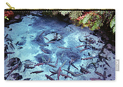 Carry-all Pouch featuring the photograph Rainbow Springs by Mark Dodd