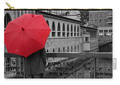 Rainy Days In Ljubljana Carry-all Pouch