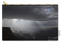 Rays In The Canyon Carry-all Pouch