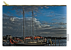 Ready To Sail Carry-all Pouch by Ronald Lutz