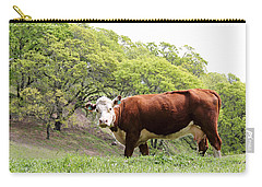 Red Cow Carry-all Pouch