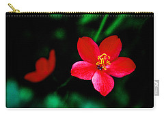 Red Petaled Dream Carry-all Pouch