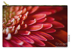 Red Petals Abstract 1 Carry-all Pouch