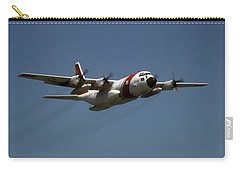 Carry-all Pouch featuring the photograph Red White And Blue by Steven Sparks