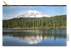 Reflection Lake - Mt. Rainier Carry-all Pouch