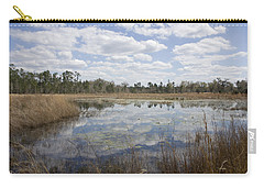 Reflections Carry-all Pouch by Lynn Palmer