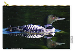 Reflections Carry-all Pouch by Steven Clipperton