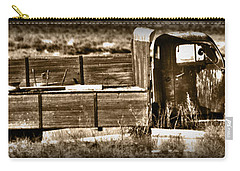 Retired Truck Carry-all Pouch