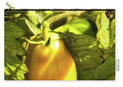 Carry-all Pouch featuring the photograph Ripening Roma by Albert Seger