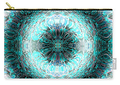 Rippled Carry-all Pouch