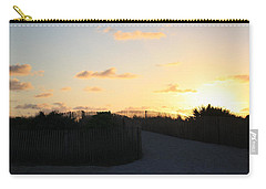 Rise And Shine Miami Carry-all Pouch