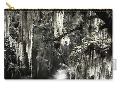 Carry-all Pouch featuring the photograph River Branch by Steven Sparks