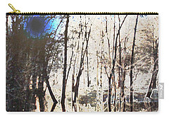 River Trees Carry-all Pouch