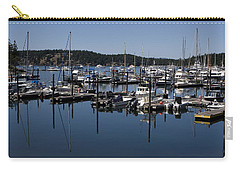 Roche Harbor Reflected Carry-all Pouch