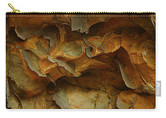Rock Carry-all Pouch by Daniel Reed