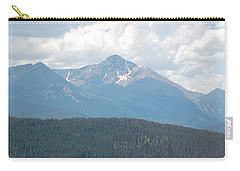 Rocky Mountain High Carry-all Pouch by Randy J Heath