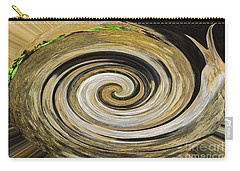 Carry-all Pouch featuring the photograph Rocky Road by Cindy Manero