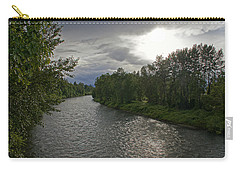 Rogue River In May Carry-all Pouch