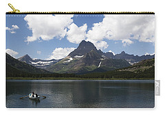 Rowboat At Many Glacier Carry-all Pouch