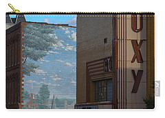 Roxy Theater And Mural Carry-all Pouch