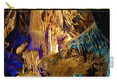 Ruby Falls Cavern 2 Carry-all Pouch by Mark Dodd