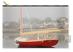 Ruby Red Catboat Carry-all Pouch