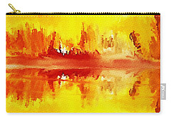 Rustic Landscape 121911 Carry-all Pouch