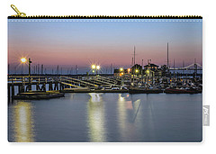 Carry-all Pouch featuring the photograph Safe Harbor by Robin-Lee Vieira