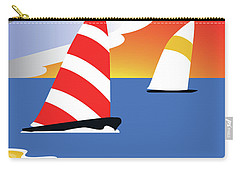 Sailing Before The Wind Carry-all Pouch