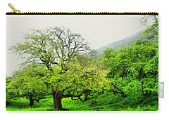Salalah Green Carry-all Pouch