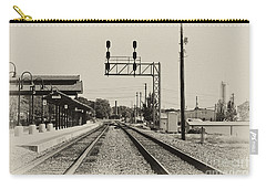 Salisbury North Carolina Depot Carry-all Pouch