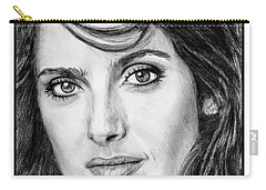 Salma Hayek In 2005 Carry-all Pouch by J McCombie