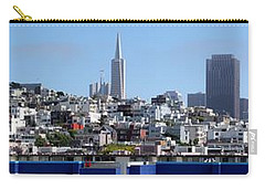 San Francisco Panorama Carry-all Pouch