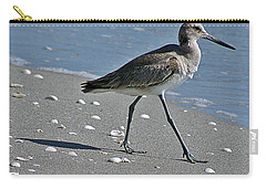 Sandpiper 1 Carry-all Pouch by Joe Faherty