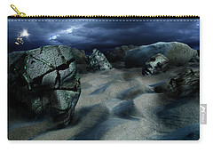 Sands Of Oblivion Carry-all Pouch