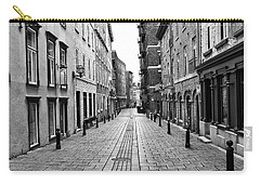 Carry-all Pouch featuring the photograph Sault-au-matelot by Eunice Gibb