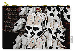 Scenes From Amsterdam Carry-all Pouch by Carol Ailles