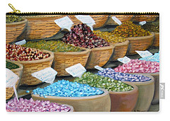 Scents For The Senses Carry-all Pouch