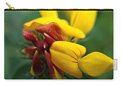 Scotch Broom Carry-all Pouch by Chriss Pagani