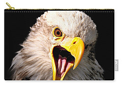 Screaming Eagle II Black Carry-all Pouch