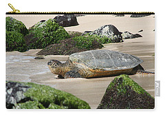 Sea Turtle 1 Carry-all Pouch