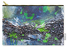Sea World Carry-all Pouch by Nicole Nadeau