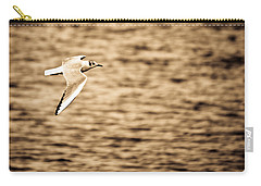 Seagull Antiqued Carry-all Pouch