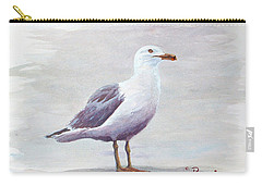 Seagull Carry-all Pouch by Chriss Pagani