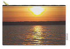Carry-all Pouch featuring the photograph Seneca Lake by William Norton