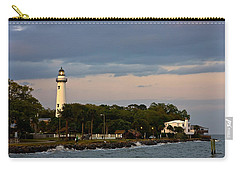 Carry-all Pouch featuring the photograph Sentinel by Dan Wells