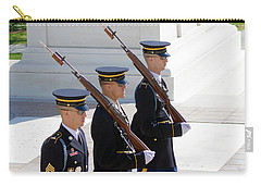 Sentinels At The Tomb Carry-all Pouch