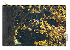 Carry-all Pouch featuring the photograph September Dreams by Joseph Yarbrough